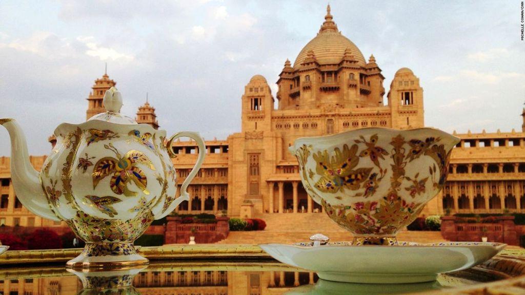 Umaid-Bhawan Los 10 Mejores Hoteles de Lujo en Rajasthan