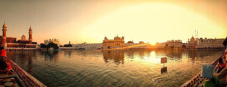 templo-de-oro Guía de viaje al Templo Dorado en Amritsar