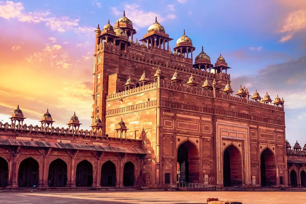 Fatehpur-Sikri Los 10 monumentos de la India que debes conocer si te gusta la arquitectura