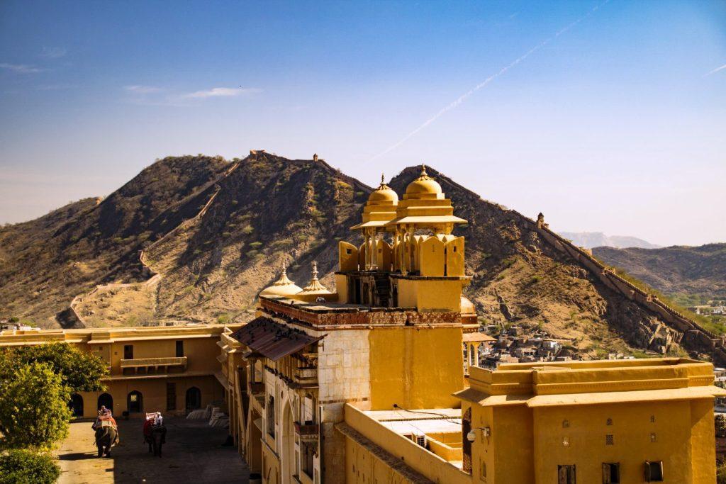 Fuerte-Amber Los 10 monumentos de la India que debes conocer si te gusta la arquitectura