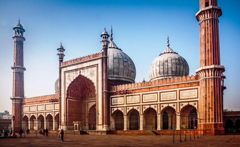 Jama-Masjid Los 10 monumentos de la India que debes conocer si te gusta la arquitectura