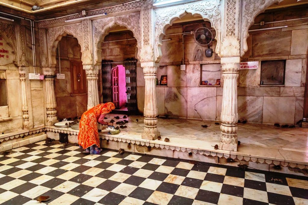 Karni-Mata Los 10 monumentos de la India que debes conocer si te gusta la arquitectura