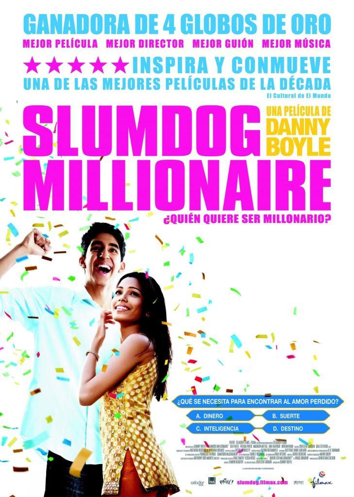 SlumdogMillionaire-2008 5 películas que debes ver si piensas en viajar a la India
