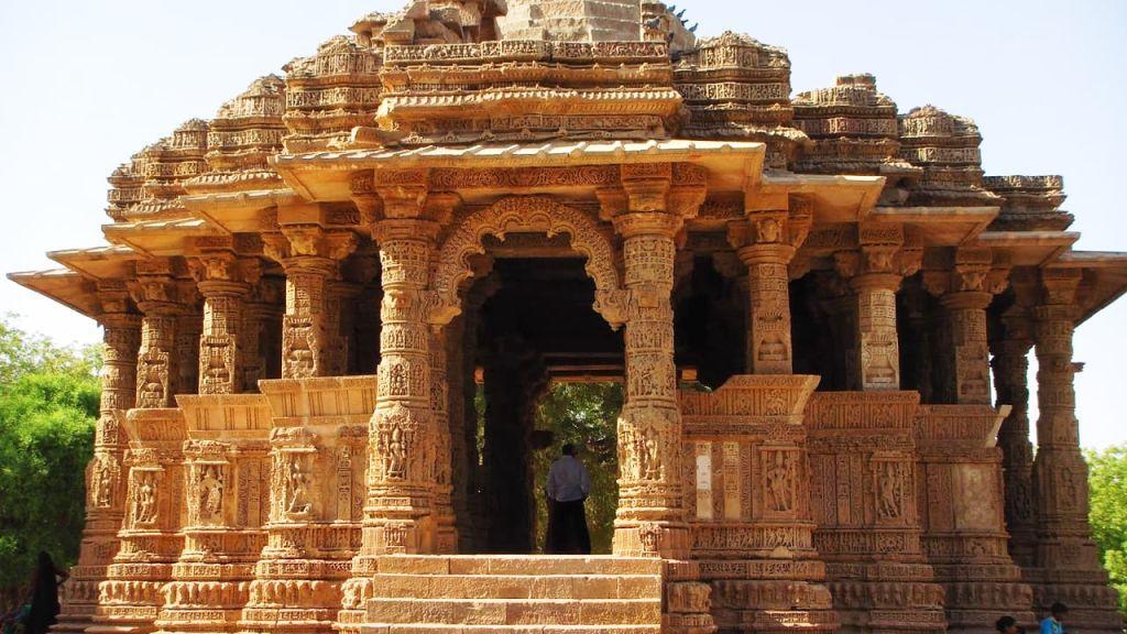 Templo-del-Sol-de-Suria Los 10 monumentos de la India que debes conocer si te gusta la arquitectura