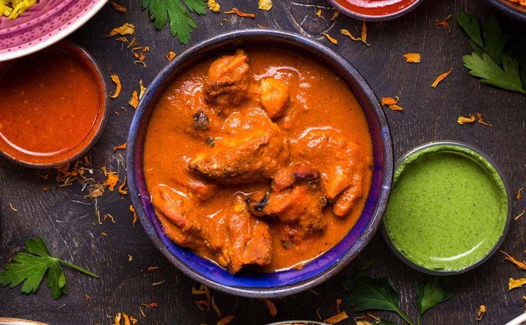 comida Diferencias y Similitudes entre México y la India
