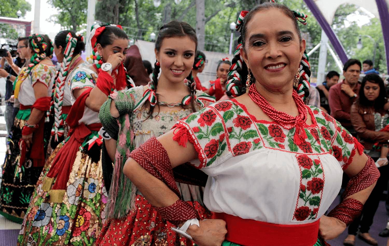 la-china-poblana Diferencias y Similitudes entre México y la India