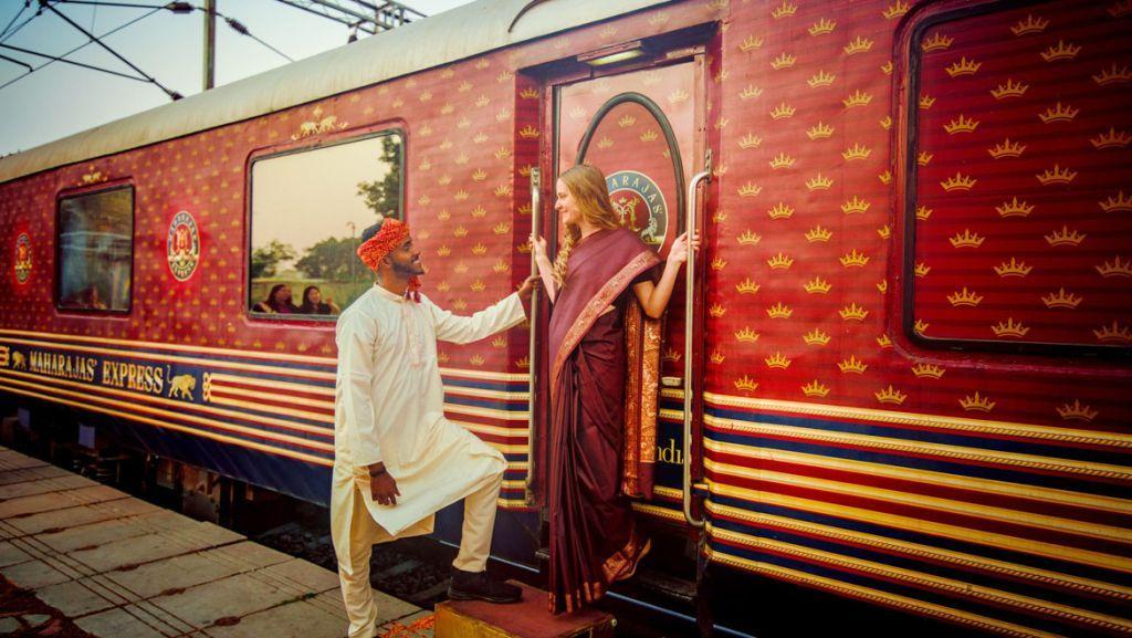 maharajas-express-foto India: Guía Completa para Viajar en Tren de Lujo.