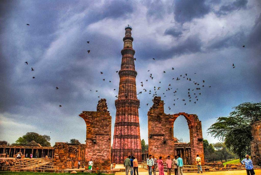 qutub-minar Los 10 monumentos de la India que debes conocer si te gusta la arquitectura