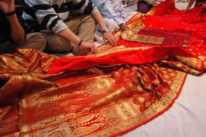 Banarasi-Silk-Sari 11 Cosas que hacer en Benarés