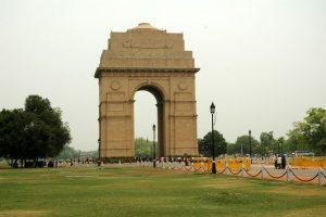 Puerta de la India, Delhi