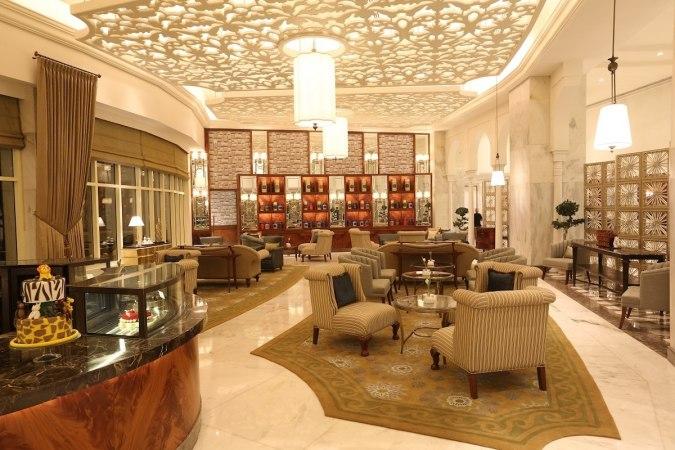 Luxury-Hotel-in-Delhi Un día en Nueva Delhi