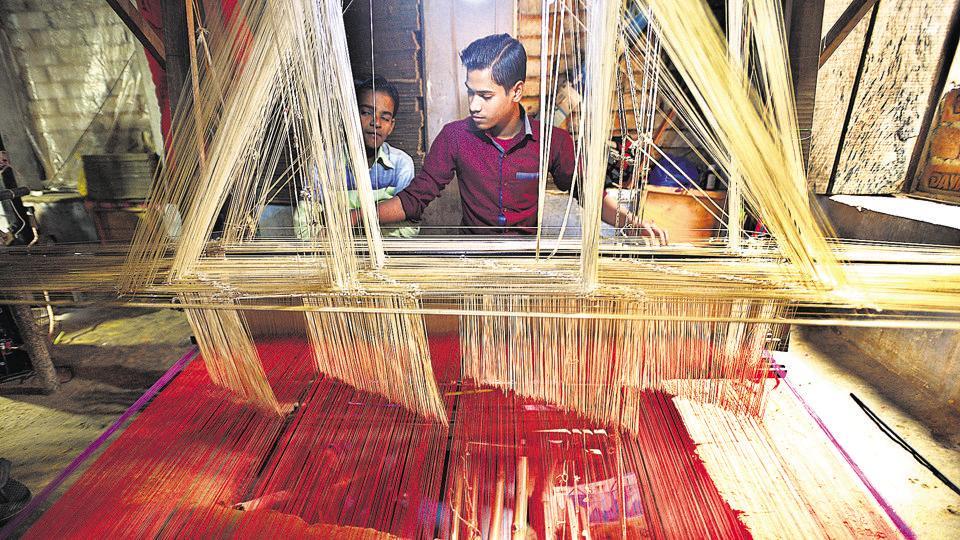 weavers-village-in-Varanasi 11 Cosas que hacer en Benarés