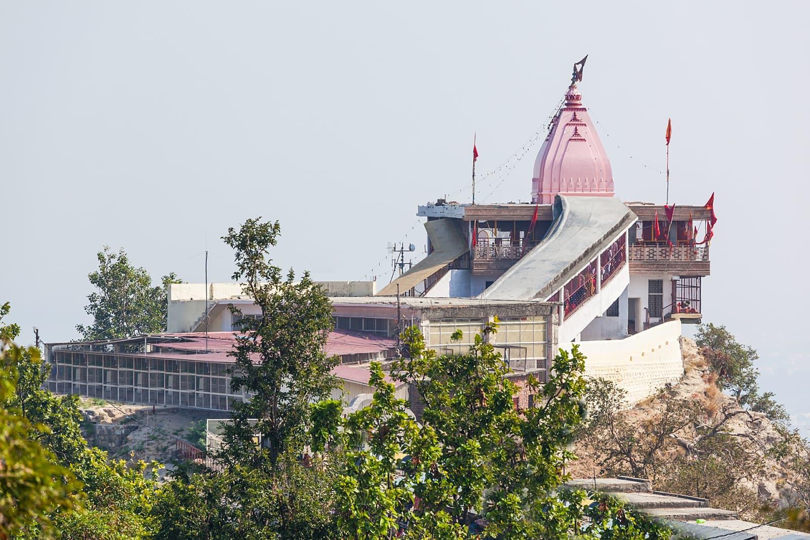 Chandi-Devi-Haridwar Haridwar en Uttarakhand: Guía esencial de viaje