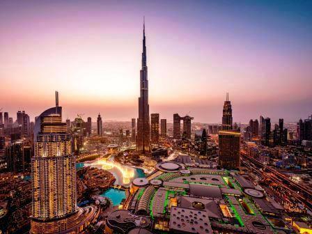 Dubai La mejor manera de celebrar el año nuevo Dubai 2020