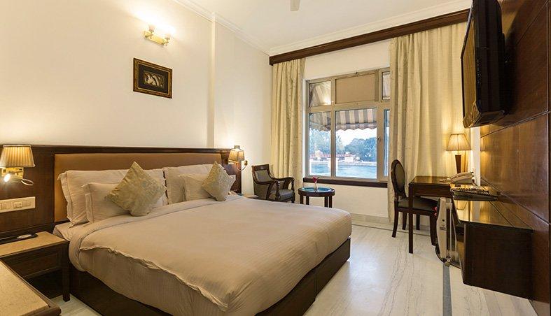 Hotel-Ganga-Sadan Haridwar en Uttarakhand: Guía esencial de viaje