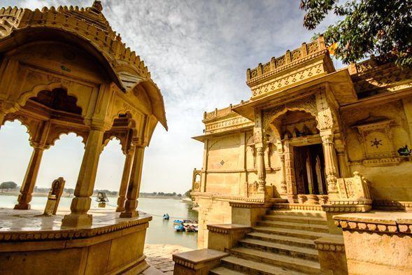 Jaisalmer 10 Lugares Más famosos para Visitar en Rajastán