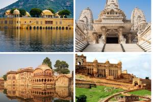 Lugares para visitar en Rajasthan