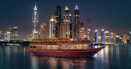 Subir-a-un-crucero-de-Nochevieja La mejor manera de celebrar el año nuevo Dubai 2020