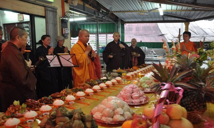 Ullambana Lista de famosos festivales Budistas en la India