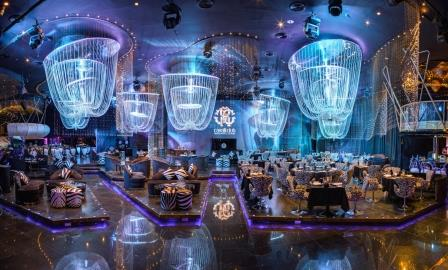 clubes La mejor manera de celebrar el año nuevo Dubai 2020