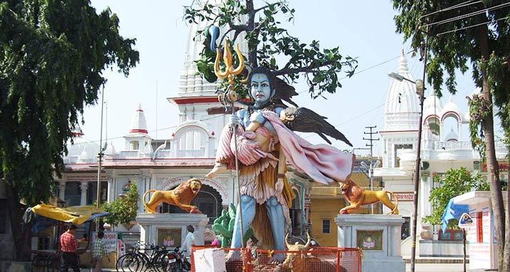 daksheshwar-mahadev-haridwar Haridwar en Uttarakhand: Guía esencial de viaje