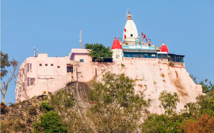 templo-Mansa-Devi Haridwar en Uttarakhand: Guía esencial de viaje