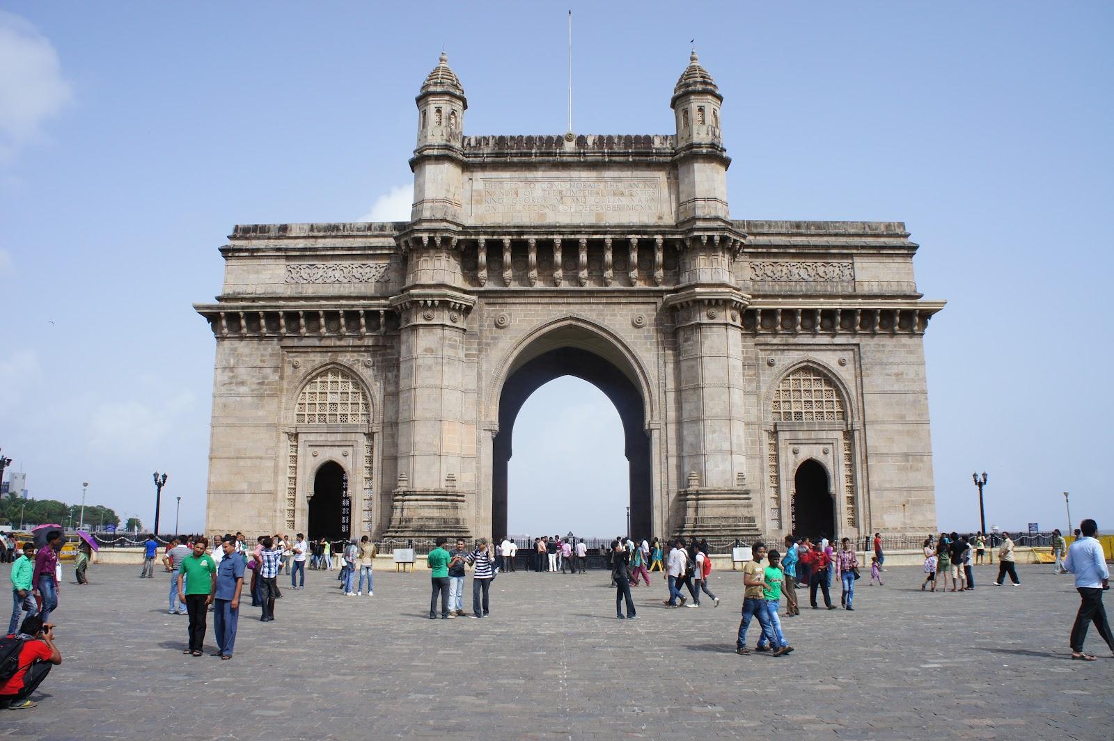 Gateway-of-India Guía de viaje para visitar Bombay por primera vez