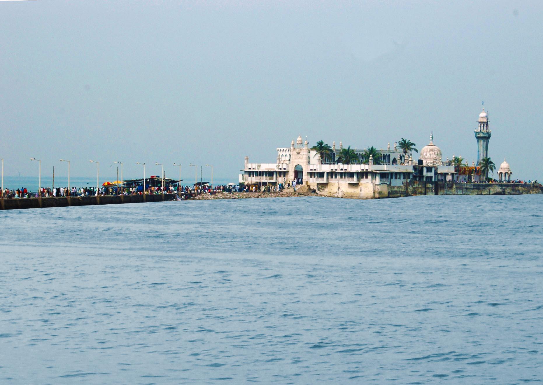 Haji-Ali-Shrine-Mumbai Guía de viaje para visitar Bombay por primera vez