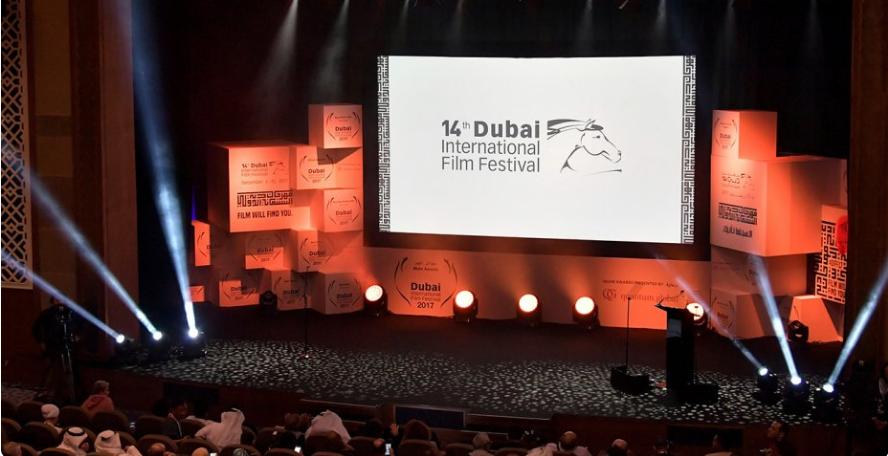Dubai-International-Film-Festival 10 Festivales más populares de Dubái