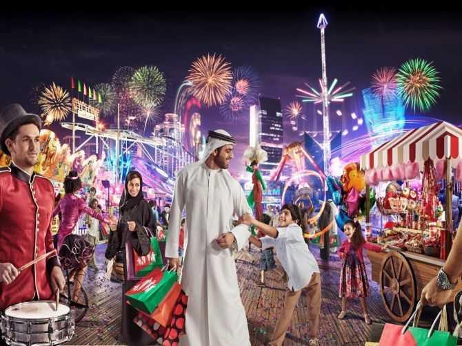 Dubai-Shopping-Festival 10 Festivales más populares de Dubái