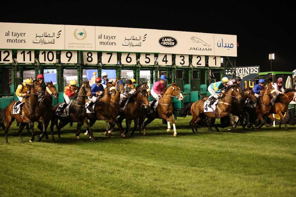 Dubai-World-Cup 10 Festivales más populares de Dubái