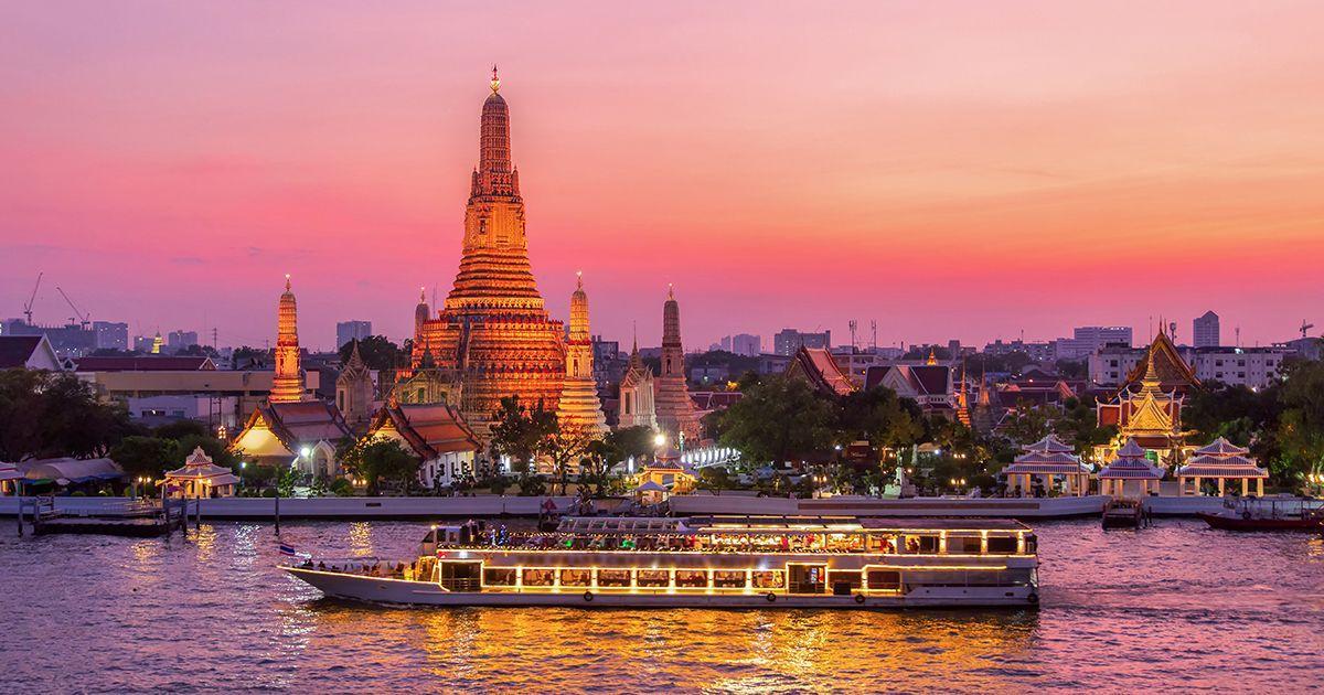 Bangkok-Tailandia Los 10 destinos de viaje más populares para 2020 de acuerdo a Google