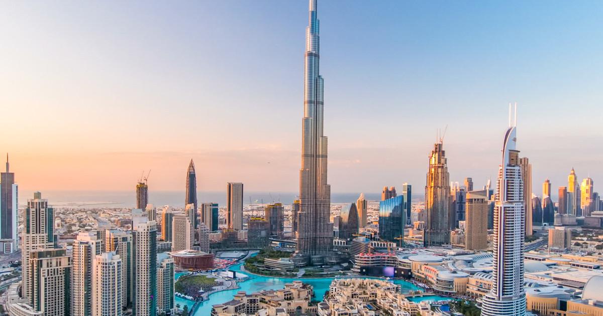 Burj-Khalifa-Dubai Los 10 destinos de viaje más populares para 2020 de acuerdo a Google