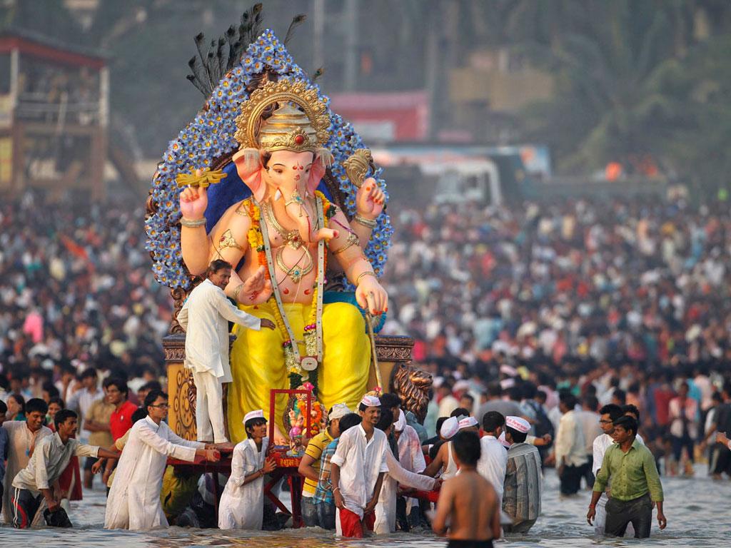 GaneshChaturthi ¿Por qué Bombay se conoce como la ciudad de los sueños?