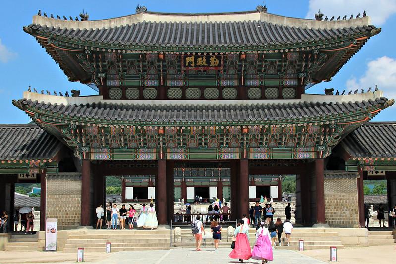 Seoul-Korea Los 10 destinos de viaje más populares para 2020 de acuerdo a Google