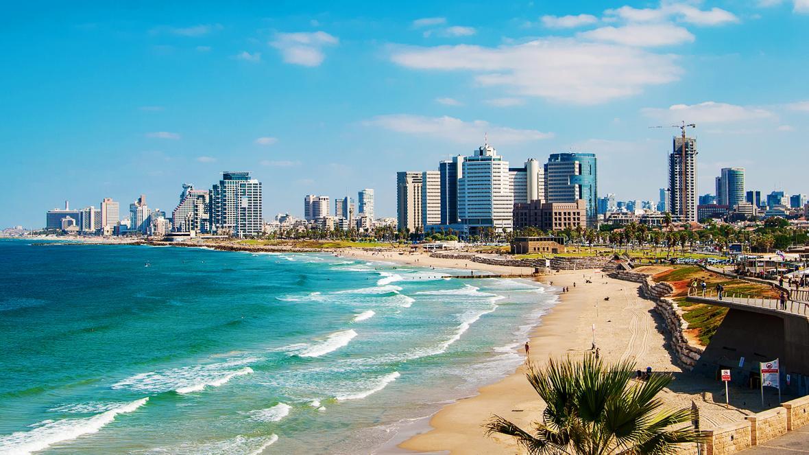 Tel-Aviv-Israel Los 10 destinos de viaje más populares para 2020 de acuerdo a Google