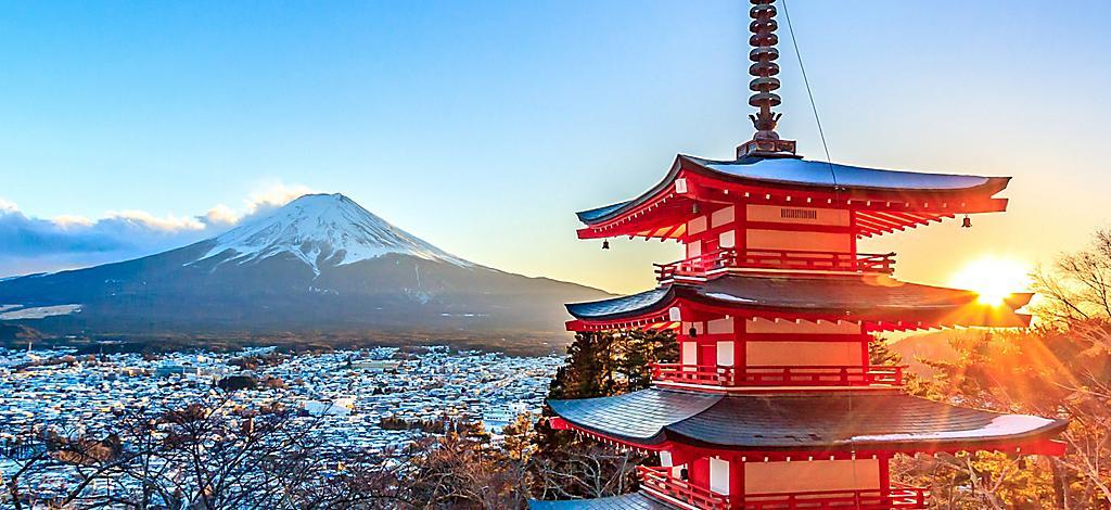 Tokyo-Japan Los 10 destinos de viaje más populares para 2020 de acuerdo a Google