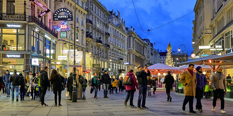 Vienna-Austria Los 10 destinos de viaje más populares para 2020 de acuerdo a Google