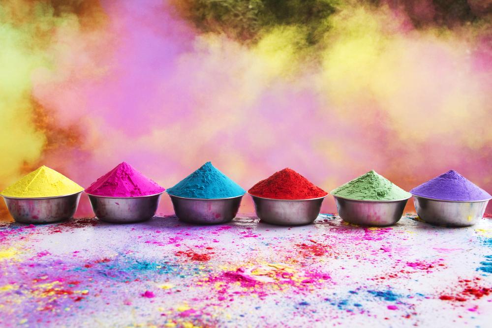 holi-colors Celebración de Holi en Nepal- El Festival más Colorido