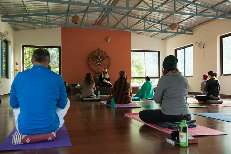 Sattva Rishikesh Retreat