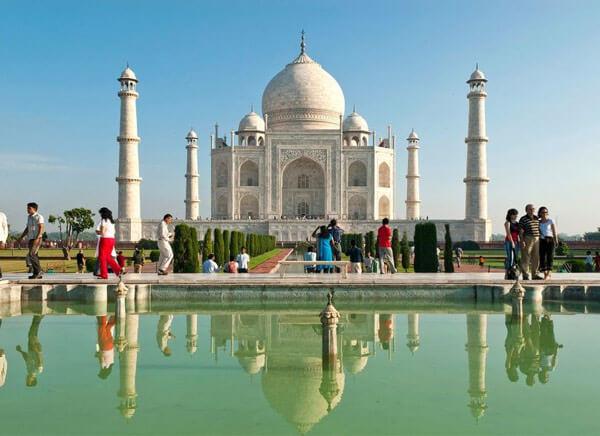 Viaje a Agra en  tren de lujo