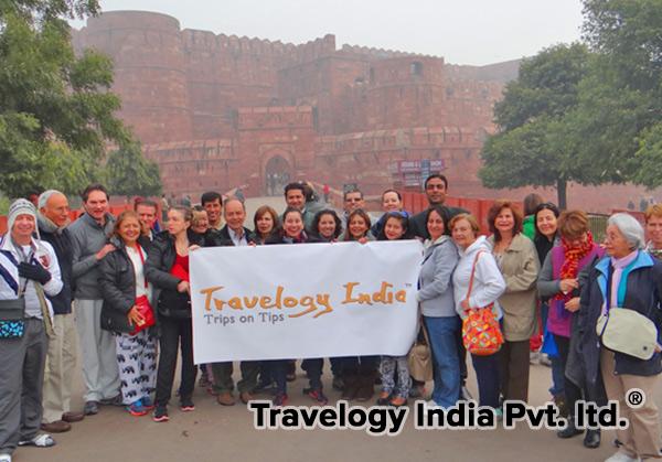 Viaje a Agra en el triángulo dorado de la India