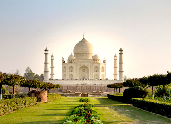 Viaje a Taj Mahal Agra