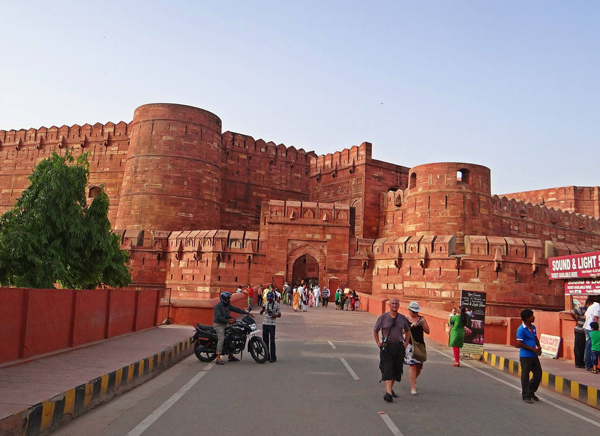 Agra Red-fort tour