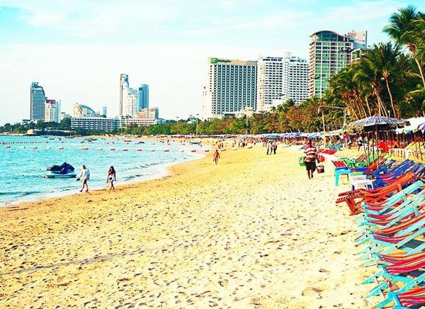 viaje a Bangkok Pataya Beach