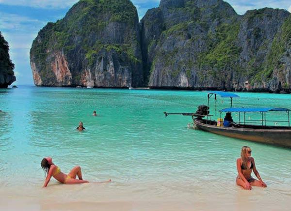 Viaje a bangkok playa phuket