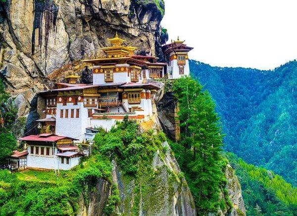 Nepal  Tíbet y Bhutan