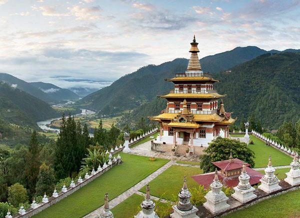 Viaje India, Nepal y Bhutan