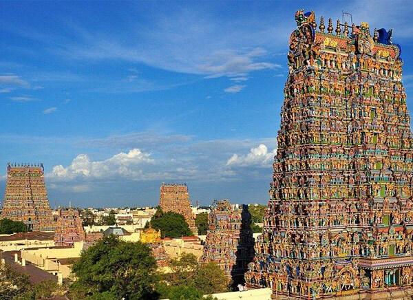 viajar a Chennai en el sur de la India paquetes turísticos