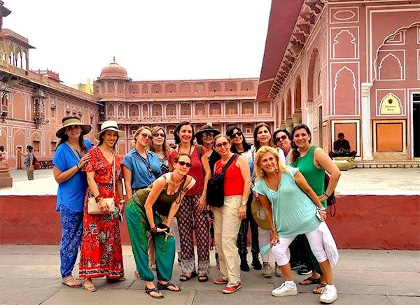 Viaje a la ciudad de Jaipur